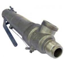 Предохранительный клапан 17б5бк (УФ 55105) угловой