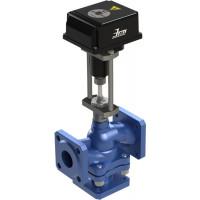 Клапаны трехходовые смесительные регулирующие 27ч909нж / 27с908нж (КСТ)