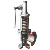 Клапан СППКр предохранительный автоматический с ручным подрывом