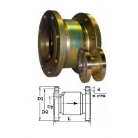 Клапан термозапорный КТЗ 001 фланцевое соединение