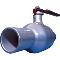 Краны шаровые 11с67п (КЗШС) Ру25 под приварку цельносварные нержавеющие (НЖ)
