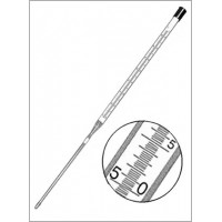 Термометр лабораторный с конусным шлифом