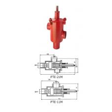 Регуляторы температуры РТЕ-11М (РТЕ-21М)