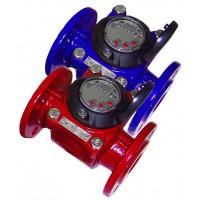 Счетчики воды ВСХН, ВСГН (турбинные Ду 40-250)
